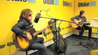 "Europe - ""Not Supposed To Sing The Blues"" live & unplugged bei Oldie 95"
