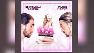 Dimitri Vegas & Like Mike Feat. Paris Hilton - Best Friend's Ass (Official Audio)