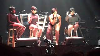 Fantasia: In it to win it tour: Man of the house & Hood Boy