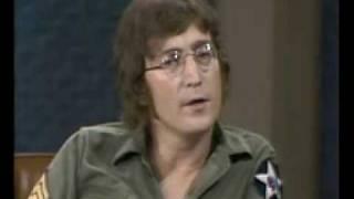 John Lennon-on Yoko Breaking Up the Beatles