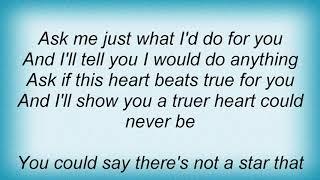 Trisha Yearwood - I'll Still Love You More Lyrics