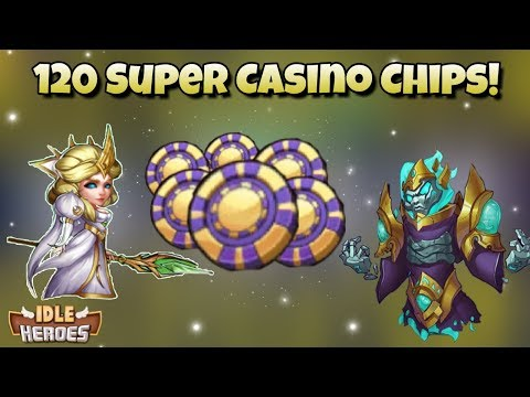 Idle heroes casino shop