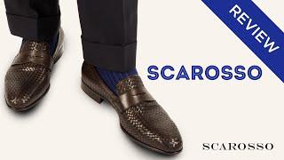 Scarosso Mens Dress Shoe Review: Andrea Moro & Raimondo Sigaro Scamosciato Loafers