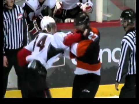 Cam Braes vs. Dylan Bredo