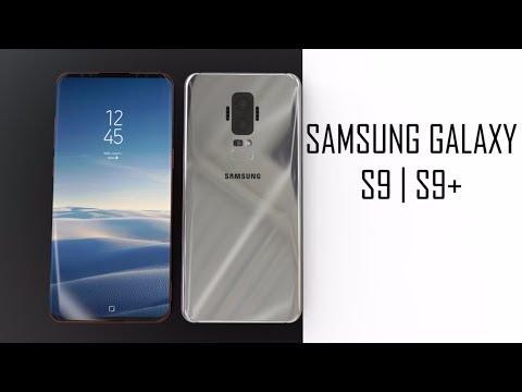 Samsung Galaxy S9 ed il nuovo design modulare in video