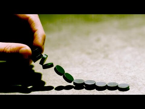 Mind-Blowing Magic Magnets - Smarter Every Day 153