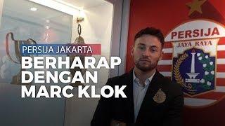 Datangkan Marc Klok dari PSM Makassar, Persija Jakarta Punya Harapan Tinggi Pada Performanya