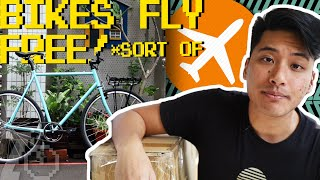 How to Fly with Your Bike (Almost) for FREE