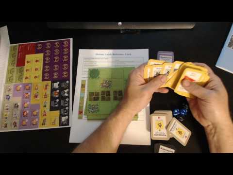 Distant Lands overview of components