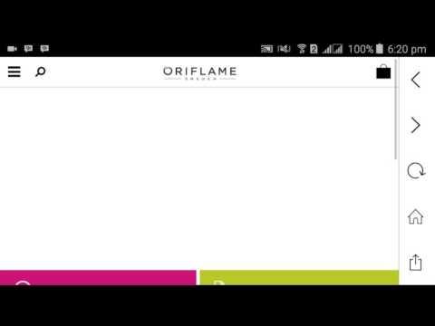 Cek Resi Oriflame Melalui Aplikasi Oriflame Beauty