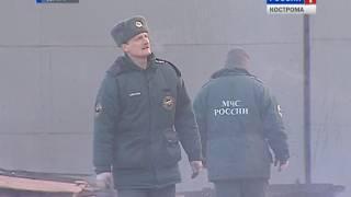 Студент из Мантурова спас двоих детей из горящего дома