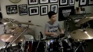 """AC/DC - """"Let's Play Ball"""" (drum cover)"""