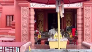 preview picture of video 'ศาลหลักเมืองจังหวัดสุรินทร์  (Surin City Pillar Shrine)'