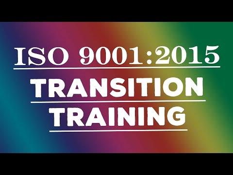 ISO 9001:2015 Transition Training Course - Udemy - YouTube