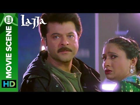 Anil Kapoor saves a prostitute - Lajja