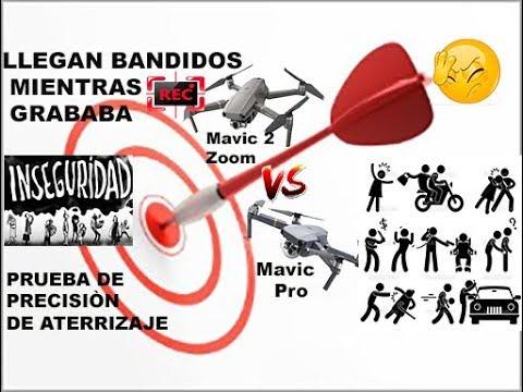llegan-bandidos-mientras-grabo-prueba-de-precisiòn-mavic-2-vs-mavic-pro-en-español