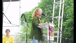 <b>Holly Near</b> Performs Singing For Our Lives At March For Womens Lives