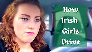 Irish Girls Can't Drive // Clisare