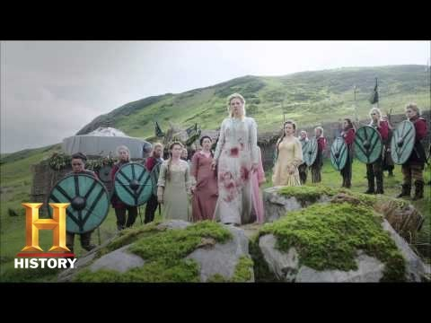 TV Trailer: Vikings Season 4 (1)