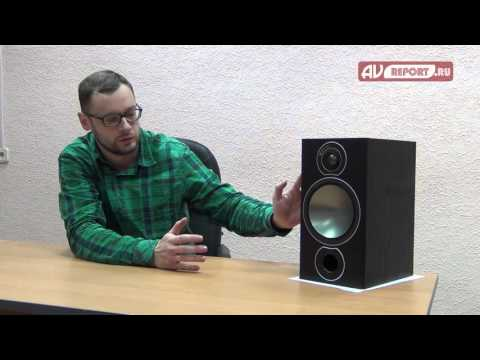 Заставка видео Monitor Audio Bronze 1
