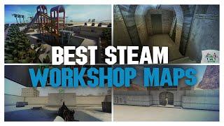BEST CSGO WORKSHOP MAPS!
