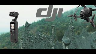 [ L'Automne ] Cinématic DJI FPV et POCKET 2