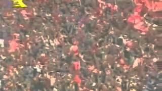 هدف أحمد صلاح حسني خلفية مزدوجة في مرمى الإسماعيلي