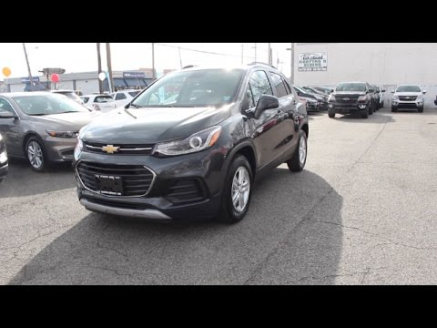 Look This Chevrolet Trax 2017 Review Automotive News Update