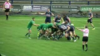 WATCH Highlights of Saturdays 225 victory over Doncaster Knights at Castle