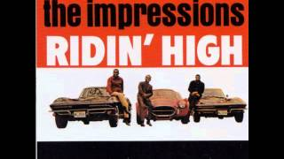 Man´s Temptation (1966) - The Impressions