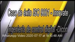 Caso de éxito Convocatoria INNOVATE – Ingeniería de Control Digital S.A. | Dicon