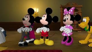 Клуб Микки Мауса - Сезон 5 эпизод 7 - Мюзикл про монстров. Часть 1 |мультфильм Disney