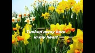 Goodnight sweetheart by David Kersh with lyrics