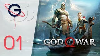 GOD OF WAR FR #1 : Bienvenue à Midgard !