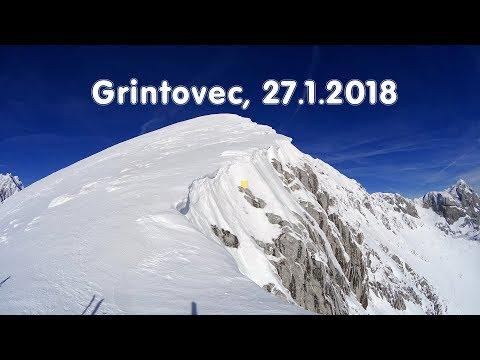 Grintovec, 27.1.2018