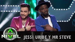 'Te encontré', 'Secreto de amor' - Jessi Uribe y Mr Steve - Fusiones | A otro Nivel