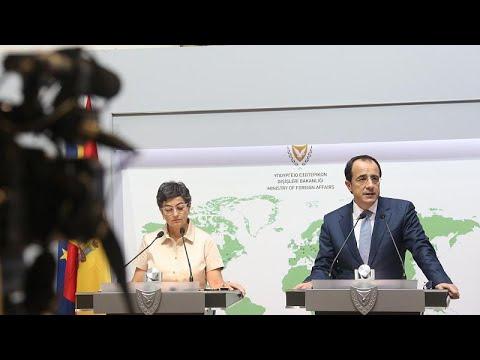 Ν. Χριστοδουλίδης: «Η Κύπρος προσβλέπει στην ΕΕ και τους εταίρους της για αλληλεγγύη στην πράξη»…