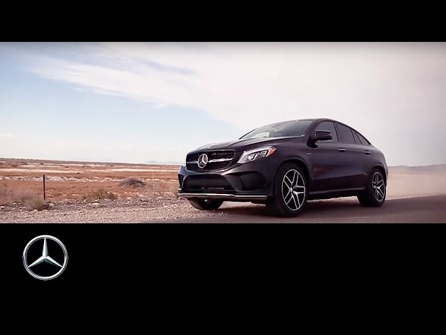 About Hiraeth – a US road trip with the GLE Coupé - Mercedes-Benz original
