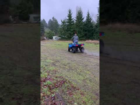 2018 Polaris Sportsman 450 H.O. in Olympia, Washington - Video 1