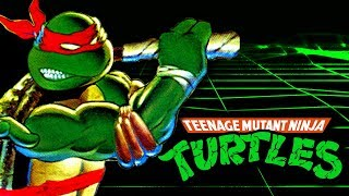 Ninja Turtles on NES is Actually a Good Game - Retail Reviews