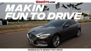 Ini Dia Penampakan Mazda6 Elite Sedan, Sekarang Jadi Lebih Hemat Bahan Bakar