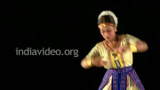 Ram Vandana - Chali Nach, Satriya dance