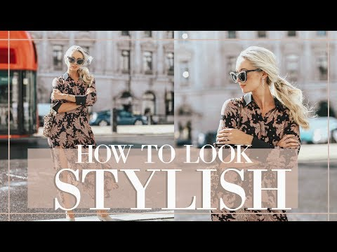 HOW TO LOOK STYLISH EVERY DAY // 🍁  Autumn Styling Tips 🍁 // Fashion Mumblr