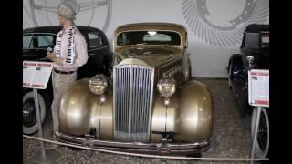 Музей ретро автомобилей «Московский транспорт» на Рогожском Валу (фото)