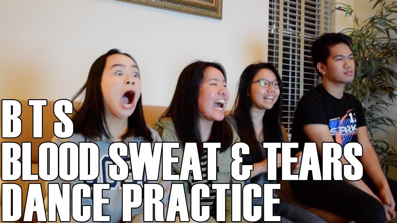 BTS (방탄소년단)- Blood Sweat & Tears Dance Practice