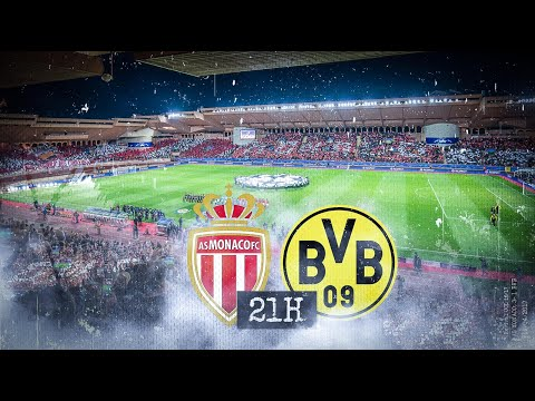RETRO Champions League : AS Monaco 3-1 Borussia Dortmund (live)