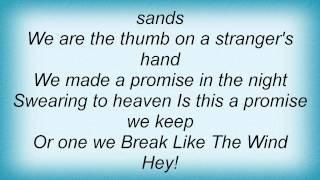 Spinal Tap - Break Like The Wind Lyrics