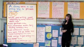 Anchor Charts: Providing A Tool For Learning (Virtual Tour)