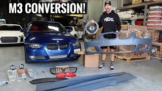Turning a $5000 BMW 335i into a $50,000 BMW! [Part 2] by TJ Hunt