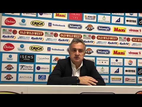 Treviso-Forlì | Sala stampa